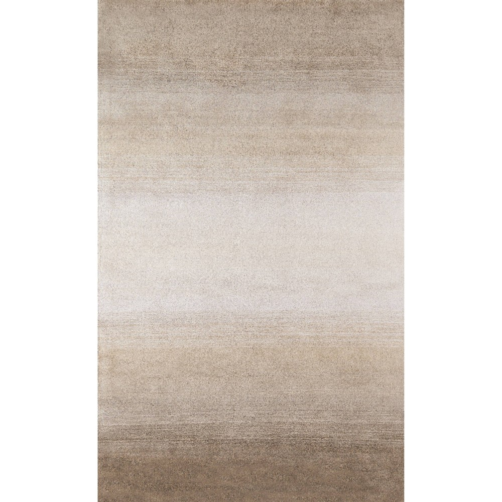 8'x11' Shapes Area Rug Taupe (Brown)