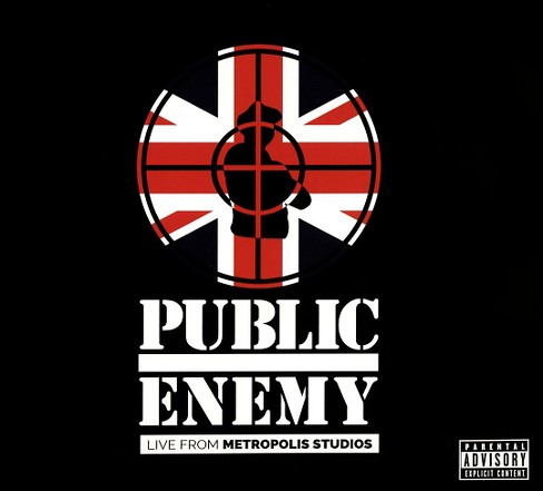 Public enemy - Live from metropolis studios (CD) - image 1 of 1