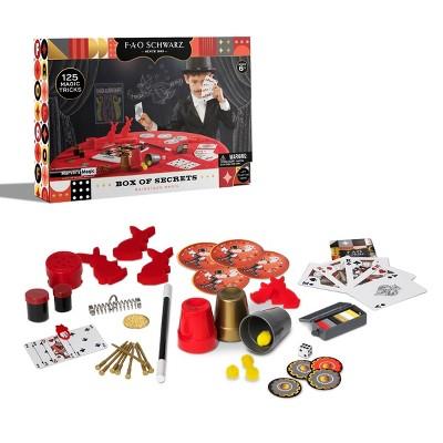 FAO Schwarz Magic Box of Secrets