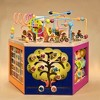B. toys - Youniversity - Deluxe Wooden Activity Cube - image 4 of 4