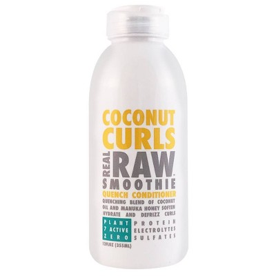 Real Raw Smoothie Coconut Curls Quench Conditioner - 12 fl oz
