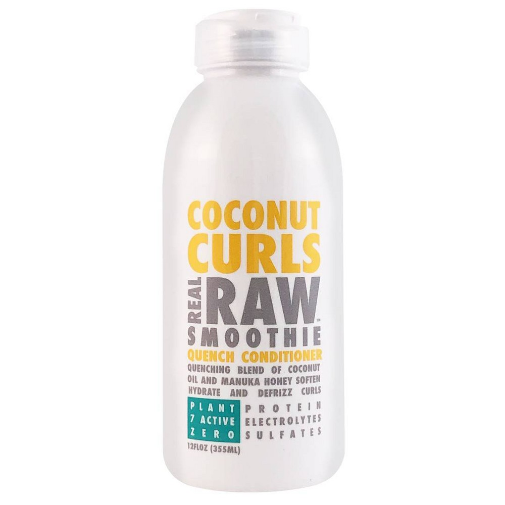 Image of Real Raw Smoothie Coconut Curls Quench Conditioner - 12 fl oz
