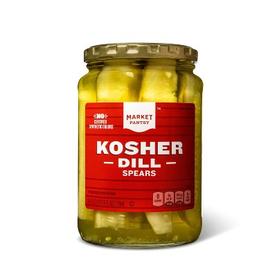 Kosher Dill Spears - 24oz - Market Pantry™