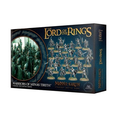 Warriors of Minas Tirith Miniatures Box Set