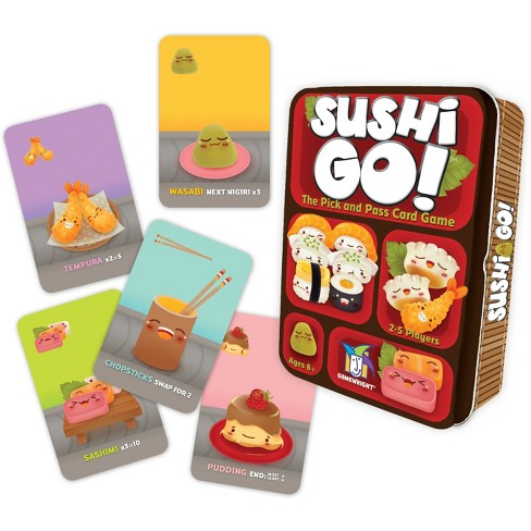 Sushi Go Card Game - image 1 of 1