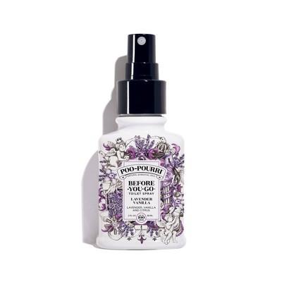 2 fl oz Toilet Spray Lavender Vanilla - Poo~Pourri