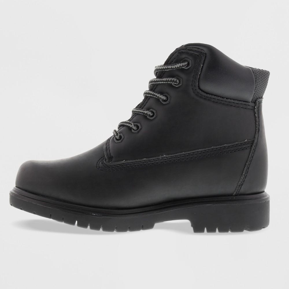 Boys' Deer Stags Mak 2 Hiker Boots - Black 10