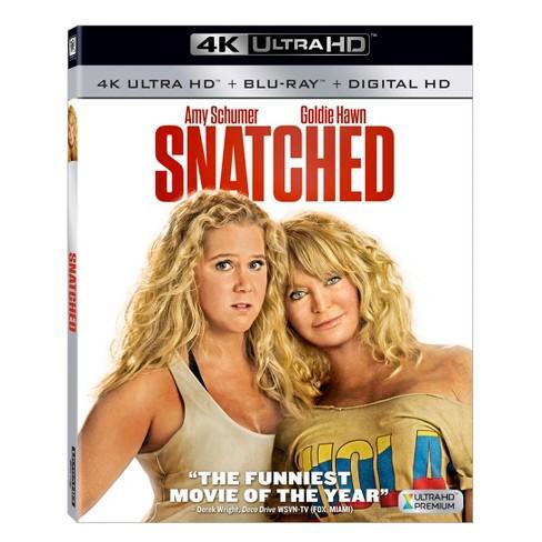Snatched (4K/UHD + Blu-ray + DVD + Digital) - image 1 of 1