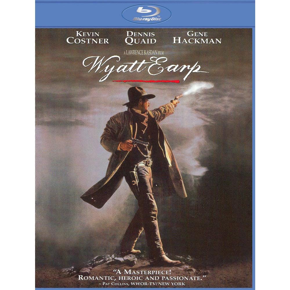 Wyatt Earp (Blu-ray), Movies