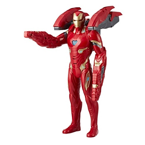Marvel Avengers  Infinity War Mission Tech Iron Man Figure   Target 83585984b370a