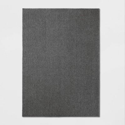 5'X7' Hercules Rug Gray - Room Essentials™