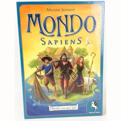 Mondo Sapiens (German Language Edition) Board Game