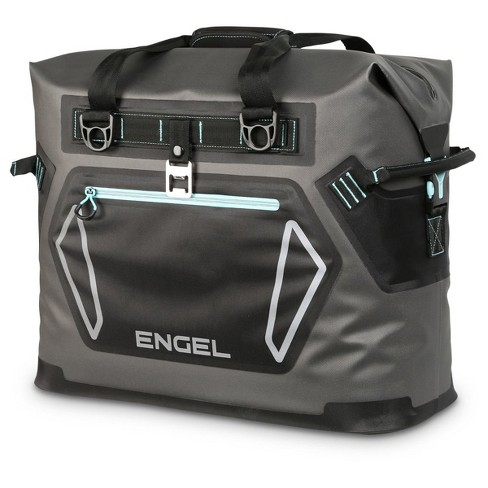 Engel HD30 Waterproof Soft-Sided Cooler Bag with Shoulder Strap, Green and Gray - image 1 of 4