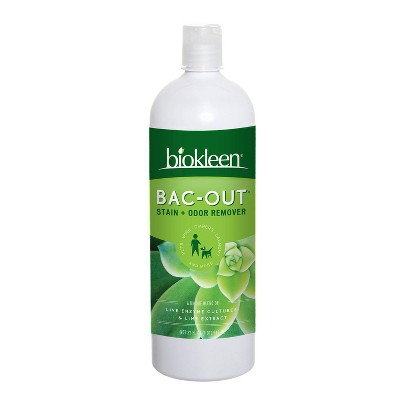 Biokleen Bac Out Stain & Odor Eliminator - 32 fl oz