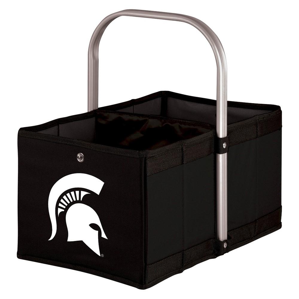 Picnic Market Basket NCAA Michigan State Spartans