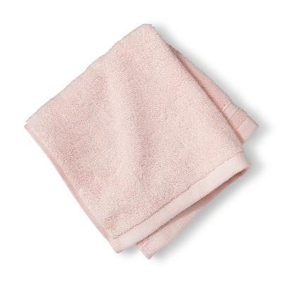 Washcloth Bath Towels And Washcloths Porcelain Pink Bath Towels And Washcloths Amethyst Pink - Threshold™