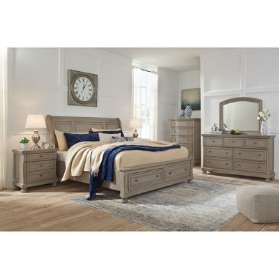 Lettner Bedroom Collection - Signature Design by Ashley