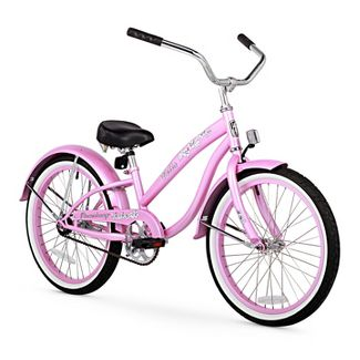 Firmstrong Bell Sports Classic 20u0022 Kids Cruiser Bike - Pink