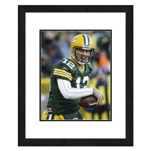 Green Bay Packers Aaron Rodgers Framed Photo   Target 0069c57d6