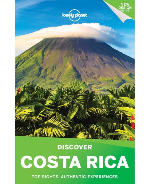 Lonely Planet Discover Costa Rica (Paperback) - image 1 of 1