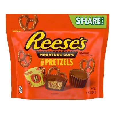 Reese's Stuffed with Pretzels Share Size Bag - 9.9oz