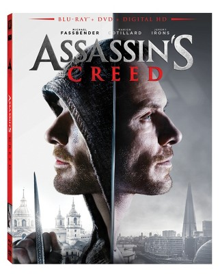 Assassin's Creed (Blu-ray + DVD + Digital)