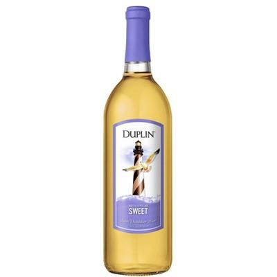 Duplin Sweet Muscadine White Wine - 750ml Bottle