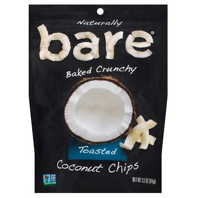Dried Fruit & Raisins: Bare Coconut Chips