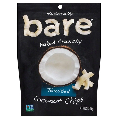 Bare Simply Toasted Coconut Chips - 3.3oz - image 1 of 3