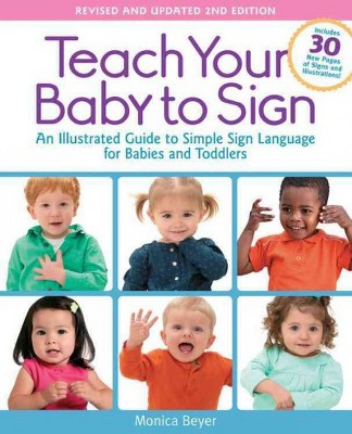 Teach Your Baby to Sign : An Illustrated Guide to Simple Sign Language for Babies and Toddlers -