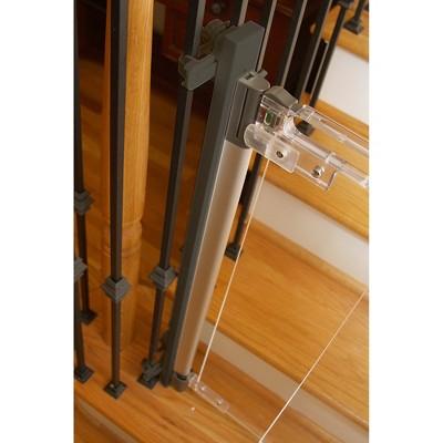 Qdos Universal Stair Mounting Kit - Slate Gray