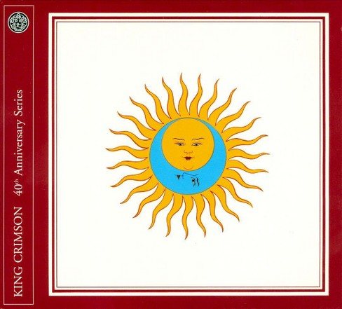 King crimson - Larks tongues in aspic:40th ann ed (CD) - image 1 of 1