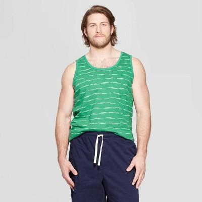 4062377178330 Men s Big   Tall Striped Sleeveless Novelty Pocket Tank - Goodfellow ...