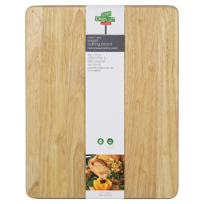 Architec 11 x14  Natural Wood Cutting Board