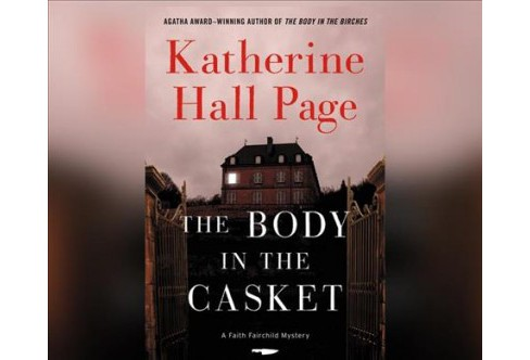 Body in the Casket (MP3-CD) (Katherine Hall Page) - image 1 of 1