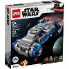 LEGO Star Wars Resistance I-TS Transport Building Kit with Astromech Droid and GNK Power Droid 75293 - image 4 of 4