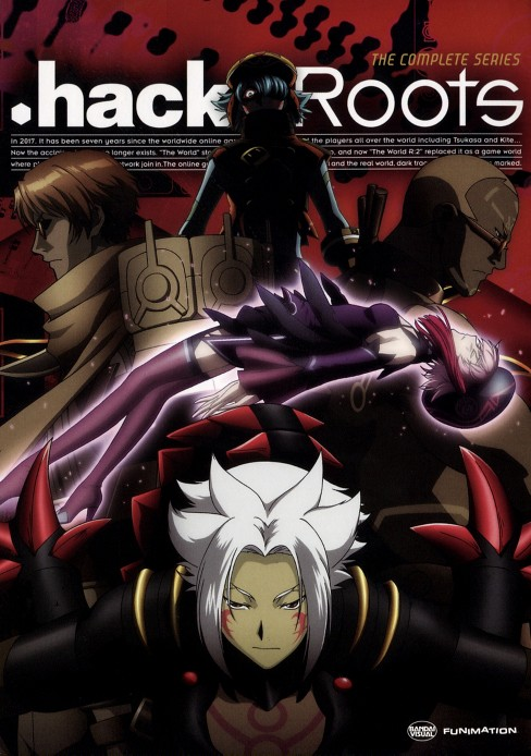 Hack//Roots complete box set (DVD) - image 1 of 1