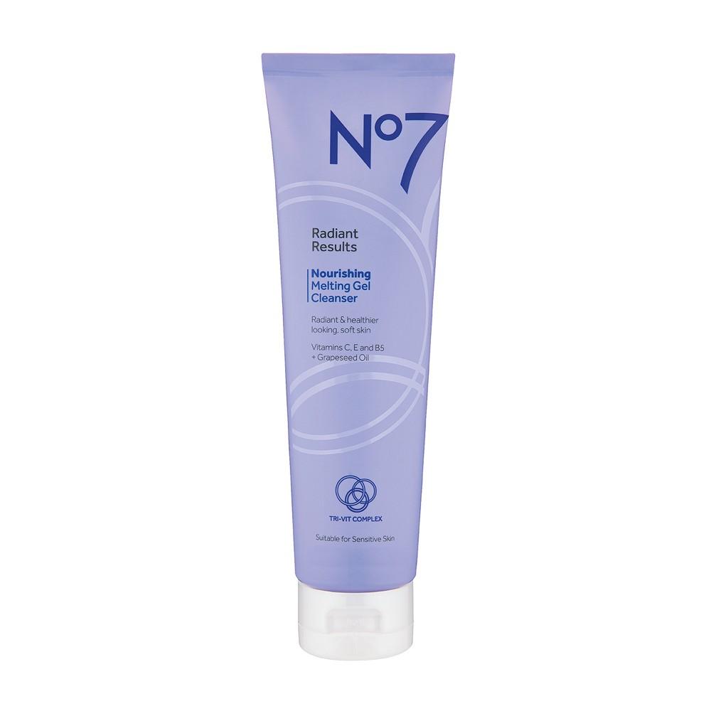EAN 5000167255225 product image for No7 Radiant Results Nourishing Melting Gel Cleanser - 5oz | upcitemdb.com