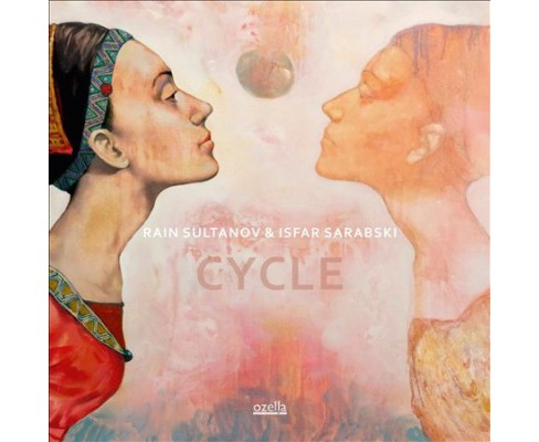 Rain Sultanov - Cycle (CD) - image 1 of 1