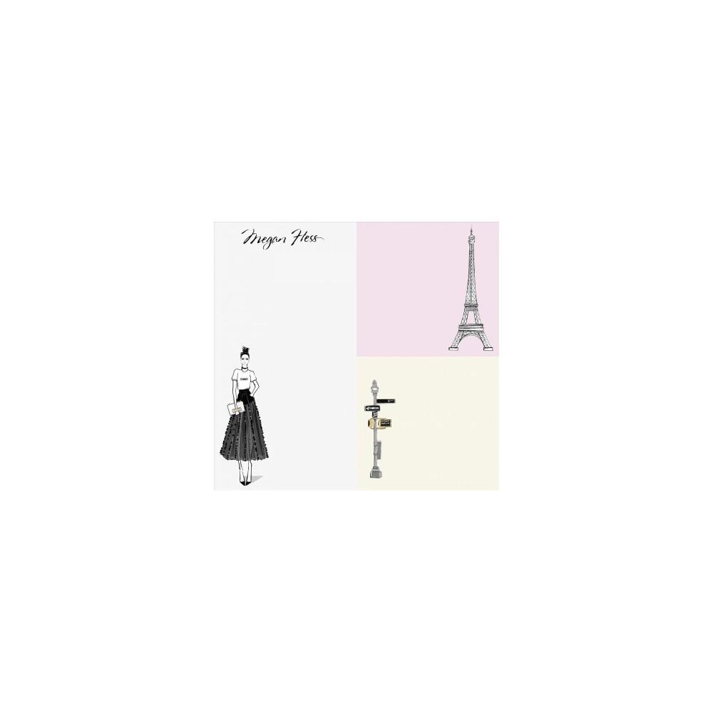 Chic a Fashion Odyssey Memo Pad - (Stationery)