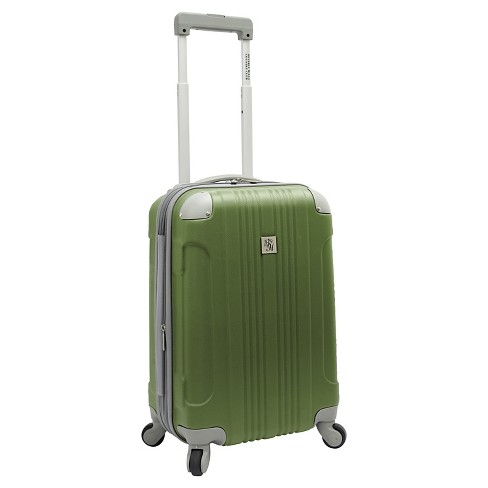 "Beverly Hills Country Club Newport 21"" Hardside Spinner Suitcase - Green - image 1 of 4"