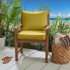 """23"""" Sunbrella Corded Outdoor Deep Seat Pillow and Cushion Set  - image 2 of 3"""