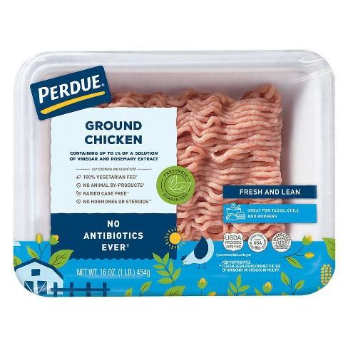 Perdue Ground Chicken - 16oz - image 1 of 4