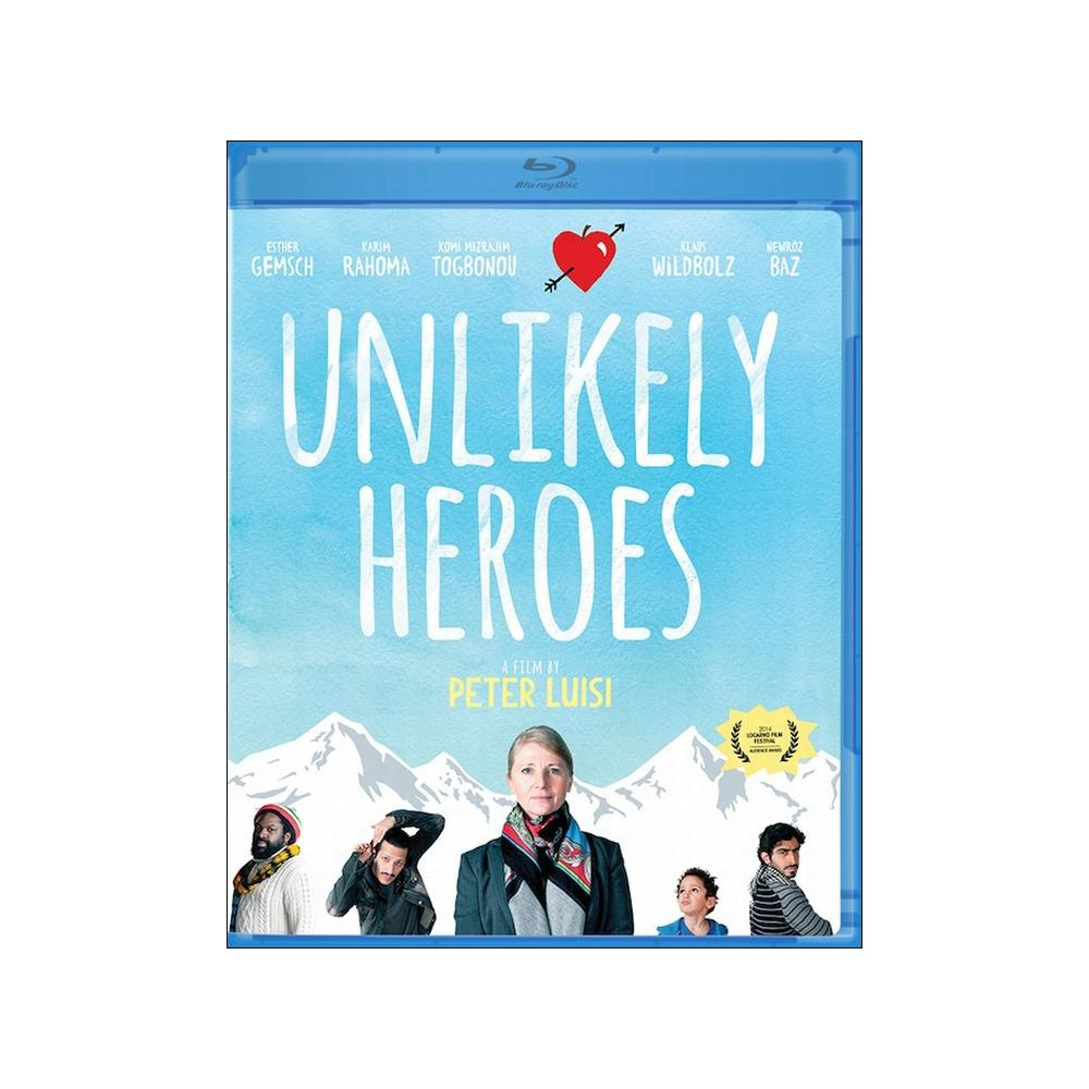 Unlikely Heroes (Blu-ray)