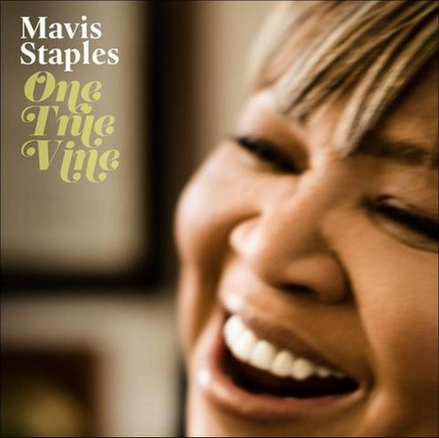 Mavis Staples - One True Vine (CD) - image 1 of 1