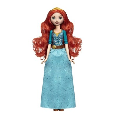 Disney Princess Royal Shimmer - Merida Doll