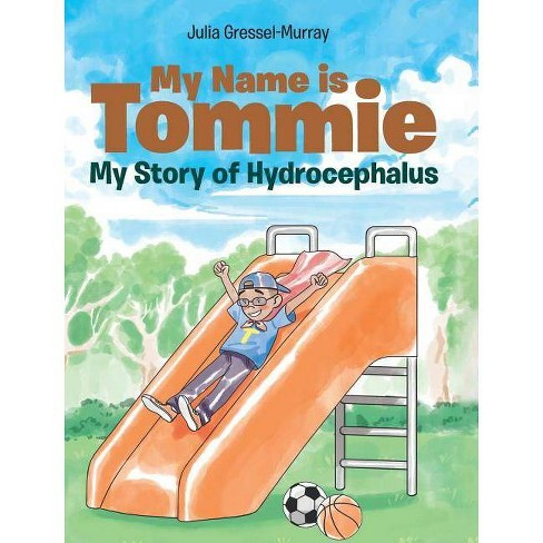 My Name is Tommie - by  Julia Gressel-Murray (Hardcover) - image 1 of 1