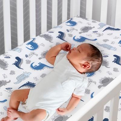 Dinosaur Crib Bedding Target, Black And White Dinosaur Baby Bedding