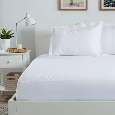 Great Bay Home Waterproof Hypoallergenic Mattress Protector