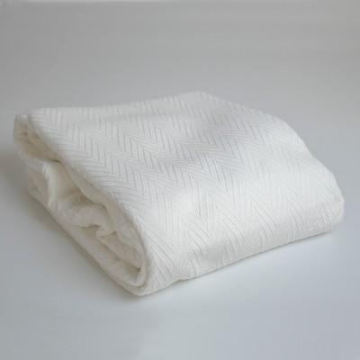 ELuxury Metro Weave Cotton Blanket : Target